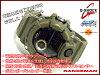 카시오 해외 역수입 모델 솔러 전파 디지털 손목시계 트리플 센서 탑재 RANGEMAN 렌지만카키그린브락크카본파이바인서트반드 GW-9400-3 CR