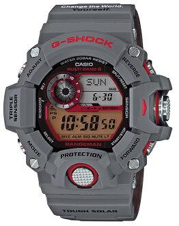 """G GW-9400KJ-8JR g-休克""""凱西歐 gshock 凱西歐手錶"""