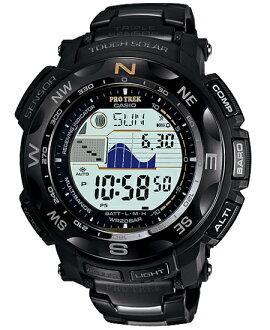 + Black PRW-2500YT-1JF of protrek Casio PRO TREK limited radio, solar digital watch