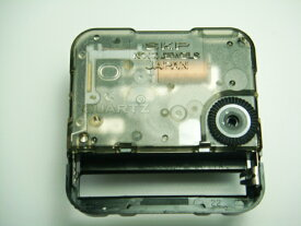 時計 部品 パーツ SKP(エスケーピー) 掛け時計ムーブメント 9ミリ・組込み式