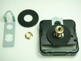 時計 部品 パーツ SKP(エスケーピー) 掛け時計ムーブメント 19ミリ・金具付き