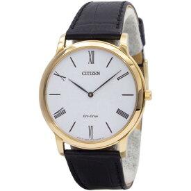 [シチズン]CITIZEN 腕時計 ECO-DRIVE STILLETO SUPER THIN エコドライブ AR1113-12B メンズ [並行輸入]