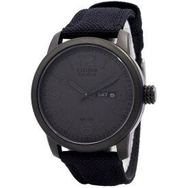 [シチズン]CITIZEN 腕時計 ECO-DRIVE NYLON STRAP エコドライブ BM8475-00F メンズ [並行輸入]