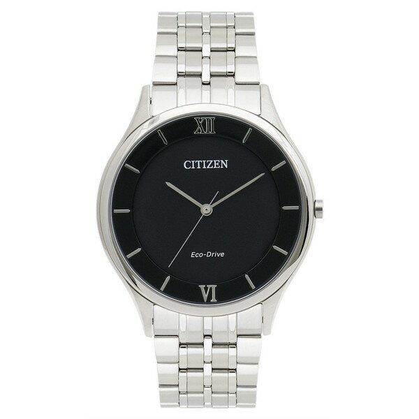 [シチズン]CITIZEN 腕時計 ECO-DRIVE STILLETO SUPER THIN ステレット エコドライブ AR0071-59E メンズ [並行輸入]