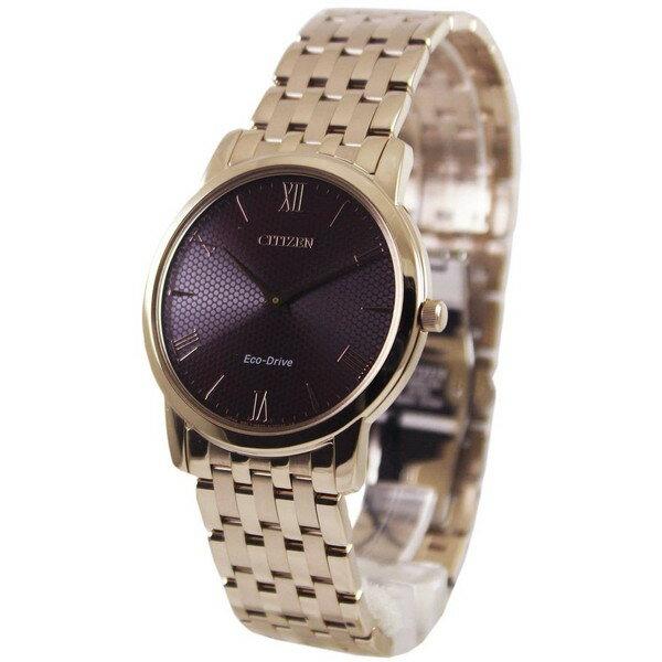 [シチズン]CITIZEN 腕時計 ECO-DRIVE STILETTO ステレット エコドライブ AR1123-51X メンズ [並行輸入]