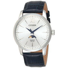 【1年保証】[シチズン]CITIZEN 腕時計 QUARTZ MOONPHASE クオーツ ムーンフェイズ AK5000-03A メンズ [並行輸入]