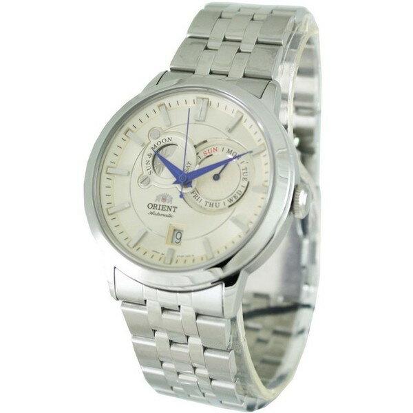 [オリエント]ORIENT 腕時計 AUTOMATIC SUN & MOON オートマチック サン&ムーン SET0P002W0 メンズ [並行輸入]