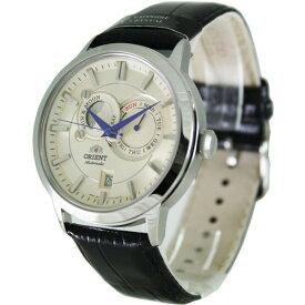 [オリエント]ORIENT 腕時計 AUTOMATIC SUN & MOON オートマチック サン&ムーン SET0P003W0 メンズ [並行輸入]
