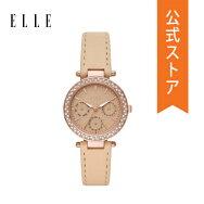 【公式ショッパープレゼント】エル腕時計公式2年保証ELLEレディースELL23001MARAIS