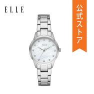 【公式ショッパープレゼント】エル腕時計公式2年保証ELLEレディースELL25001MOLITOR