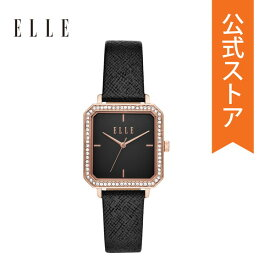 【3/4から3/11まで!楽天スーパーセール限定 50%OFF!】 エル 腕時計 レディース ELLE 時計 ELL25025 CLICHY 公式 2年 保証