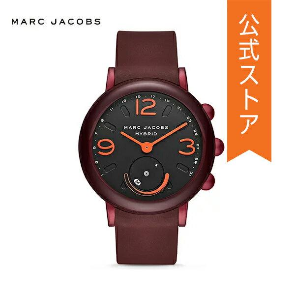 15%OFFクーポン配布中!2018 秋の新作【MARC JACOBS公式2年保証】マークジェイコブス MARC JACOBS コネクテッド スマートウォッチ ウェアラブル 腕時計 レディース MJT1010