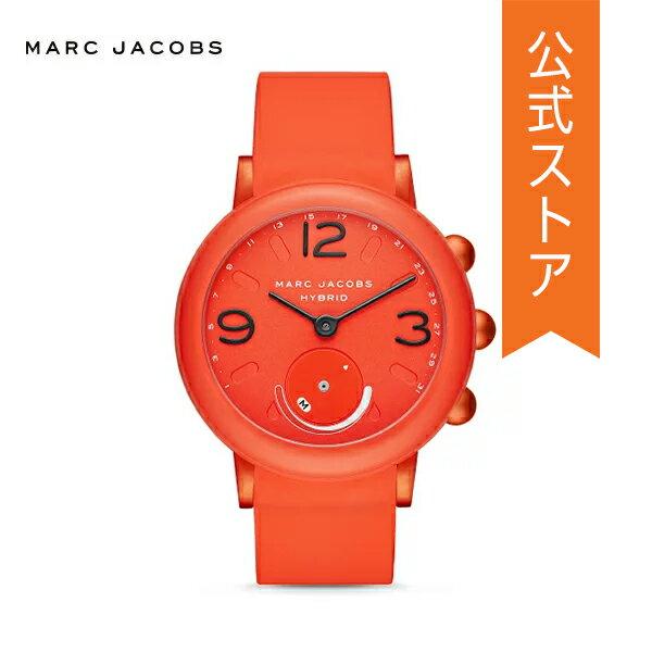 15%OFFクーポン配布中!2018 秋の新作【MARC JACOBS公式2年保証】マークジェイコブス MARC JACOBS コネクテッド スマートウォッチ ウェアラブル 腕時計 レディース MJT1012