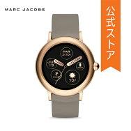 楽天watchstation公式ストア時計MARCJACOBSマークジェイコブスタッチスクリーンスマートウォッチユニセックスライリーMJT2001RILEYTOUCHSCREEN4549097786283