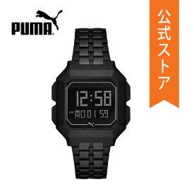 【50%OFF】プーマ 腕時計 メンズ PUMA 時計 デジタル P5017 REMIX 公式 2年 保証