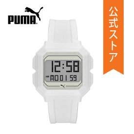 【50%OFF】プーマ 腕時計 メンズ PUMA 時計 デジタル P5018 REMIX 公式 2年 保証