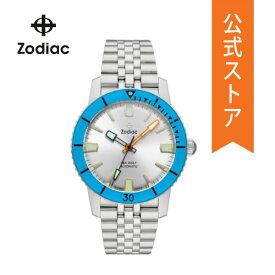 ゾディアック 腕時計 メンズ 自動巻き Zodiac 時計 スーパー シーウルフ ZO9274 Super Sea Wolf 53 Compression 公式 2年 保証
