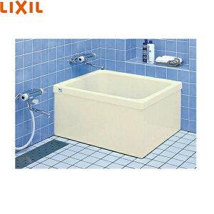 [全商品ポイント2倍 9/19(日)20:00〜9/25(土)23:59]PB-801BL/L11 / PB-801BR/L11 リクシル LIXIL/INAX ポリエック浴槽 FRP製・800サイズ 二方半エプロン 送料無料