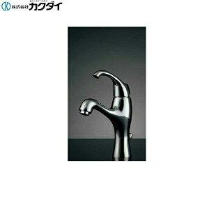 【★2/25限定★全商品ポイント2倍】カクダイ[KAKUDAI]シングルレバー混合栓183-100K