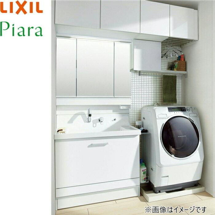 [AR3CH-905SY+MAR3-903KXJUほか4点]リクシル[LIXIL][PIARAピアラ]洗面化粧台化粧台セット04[セット間口1690mm]ミドルグレード【送料無料】