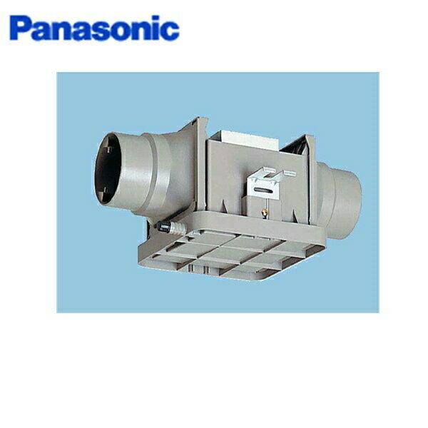 パナソニック[Panasonic]中間ダクトファン風圧式シャッター(浴室・トイレ・洗面所用)FY-12DZC1