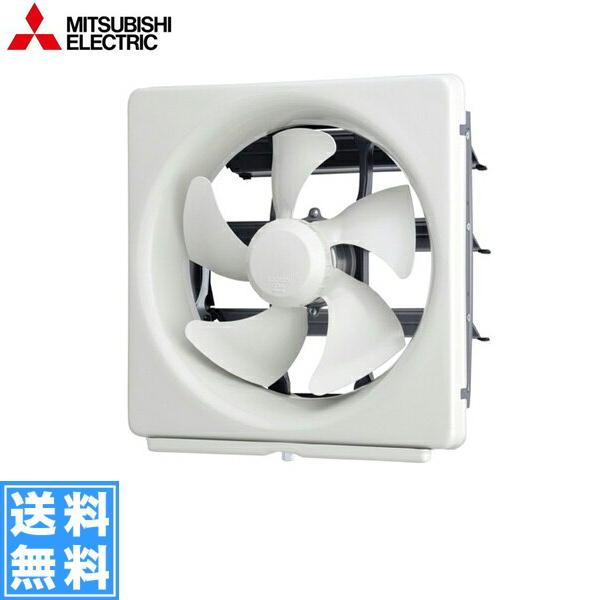 三菱電機[MITSUBISHI]標準換気扇EX-25EMP6[引きひもなし][電気式シャッター][メタルコンパック]【送料無料】