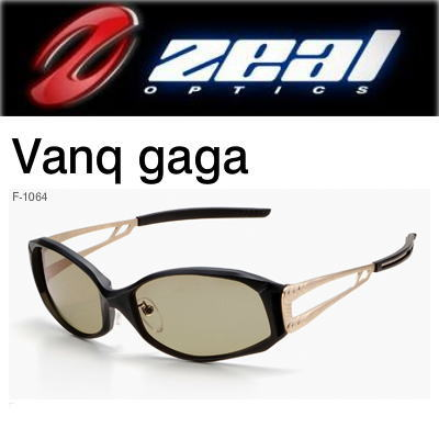 Zeal Optics VANQ GAGA ヴァンク ガガ F-1064