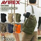 【ボンサック】送料無料 AVIREX EAGLE AVX3514 ミリタリー+機能性+大容量! 4WAY ボストンバ…