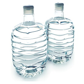 ウォーターサーバー 対応ボトル 群馬の名水 箱島湧水エア8L【8L×2本】【純国産ミネラルウォーター】【硬度55mg あかちゃんにも安心な軟水】ウォーターサーバー 水