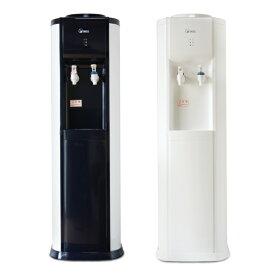 【送料無料】最新ウォーターサーバーを破格値で!【単品】ウォーターサーバーWNC-904H(ホワイト・ネイビー)(床置きタイプ)床置きウォーターサーバー コンプレッサー式冷却 冷水 温水