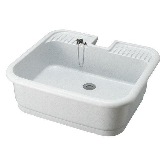 水栓パン ガーデンパン ガーデン シンク前澤化成工業 PP製 抗菌仕様水栓パン 【SP-450】