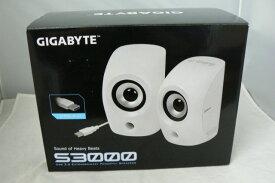 【未使用】 ギガバイト GIGABYTE スピーカー GP-S3000