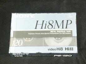 【未使用】 ソニー SONY 【未開封】VideoHi8カセットテープ P6-120HIMP SP120分/LP240分