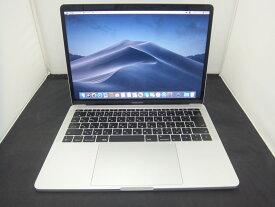 アップル Apple MacBook Pro Retinaディスプレイ 2400/13.3 MPXR2J/A(CTO) 2017 Silver 【中古】