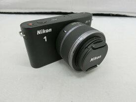 ニコン Nikon ミラーレス一眼 Nikon 1 J1 標準ズームレンズキット 【中古】