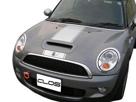 CLOS(クロス) BMW MINI COOPER S (R56) ボンネットストライプ センターシングルライン