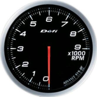★ 面的進展 BF 轉速表轉速計舊模型 60 PI 白色 ★