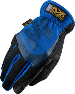 MECHANIX) FASTFIT mechanics gloves blue