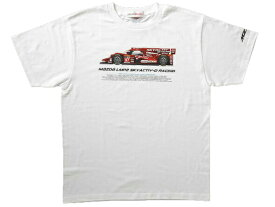 MZレーシング マツダ LMP2 SKYACTIV D RACING Tシャツ
