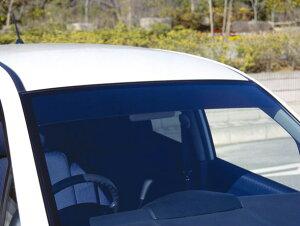 (送料別) フロントシェイダー エヴォリューションワン ブラッキースモーク モコ(MG22S)/MRワゴン(MF22S) オックス