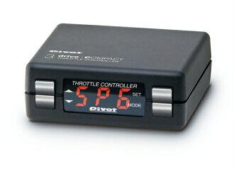 PIVOT (피보또) 3-DRIVE COMPACT 스로틀 콘트롤러+차종별 안전 벨트 세트