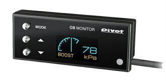 樞紐 (pivot) OB 監視器