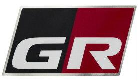 GR ディスチャージテープ (GRロゴ入りアルミテープ) 小:4枚セット TRD