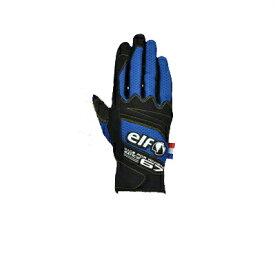 エルフ メカニックグローブ ブルー ELG-3266【ELF】【メンズ】【ライダース】