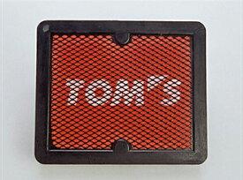 TOMS(トムス)エアクリーナー「スーパーラムII」 アリスト、アルテッツァ、ヴェロッサ、クラウン、ブレピス、マーク2他用 17801-TSR20