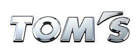 TOM'Sエンブレム クロームメッキ TOMS(トムス)