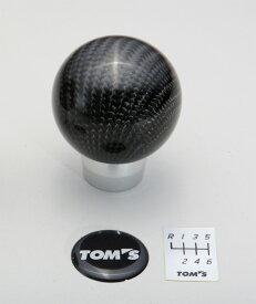 86(ZN6)用 カーボンシフトノブ MT TOMS(トムス)