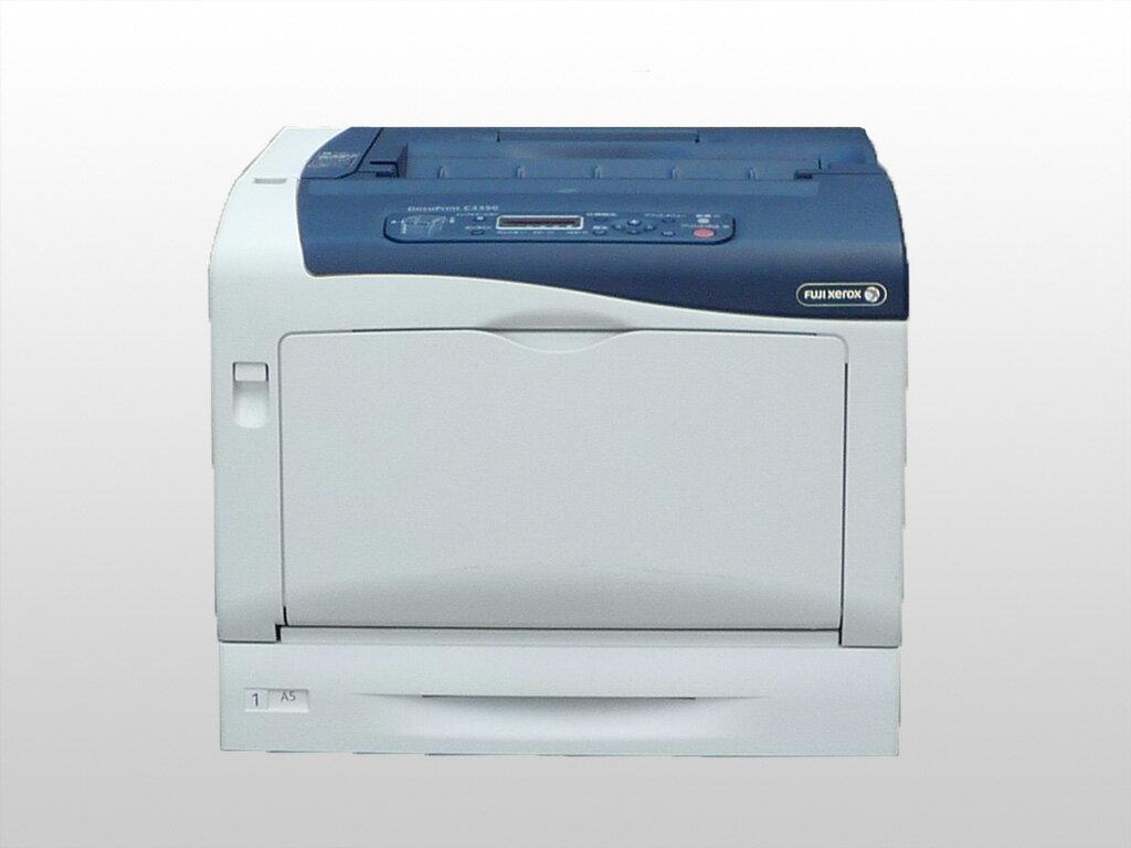 FujiXerox DocuPrint C3350 A3対応カラーレーザープリンタ 約1.7万枚 【中古】【送料無料セール中! (大型商品は対象外)】