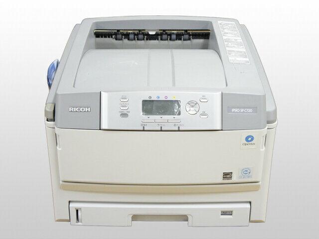IPSiO SP C721 RICOH A3カラーレーザープリンタ 約2.4万枚【中古】【送料無料セール中! (大型商品は対象外)】