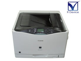 Canon Satera LBP843Ci A3カラーレーザープリンタ 約3万枚【中古】